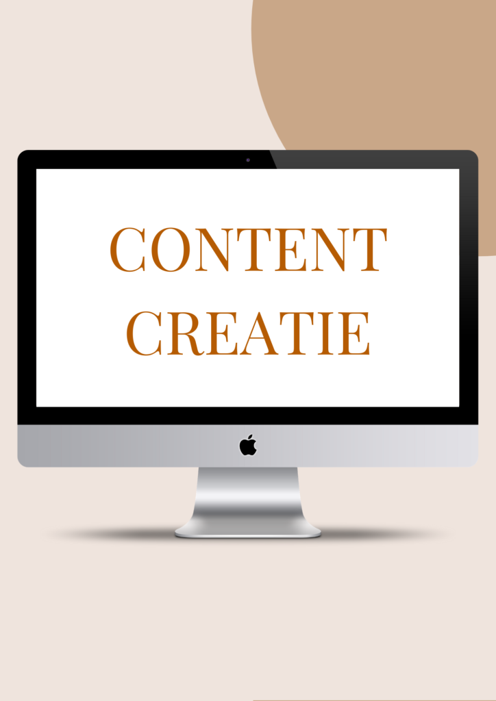 dienst esmeelinden.com content creatie
