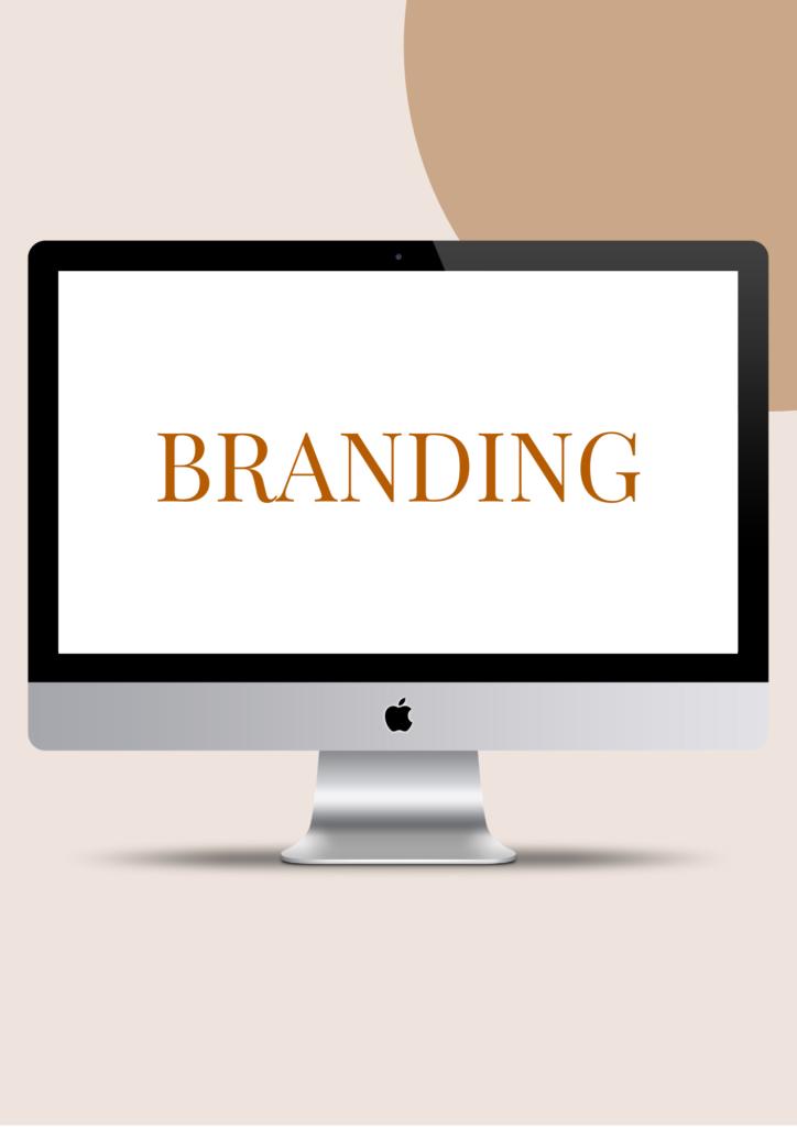 dienst esmeelinden.com branding